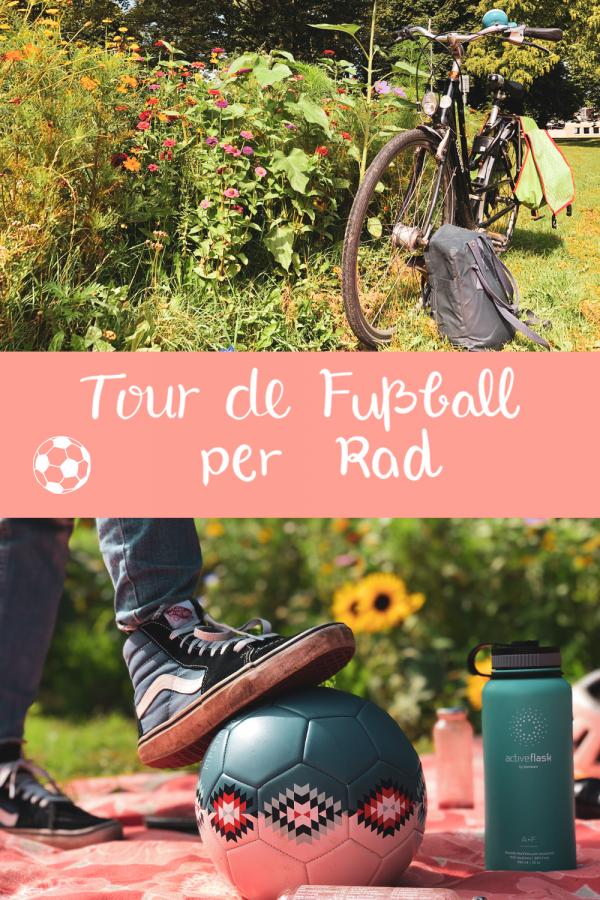 Tour de Fußball per Rad